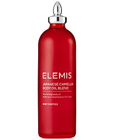 Elemis Japanese Camellia Body Oil Blend, 3.4 oz.