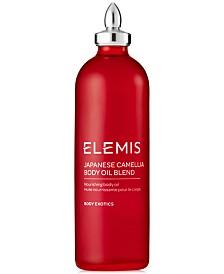Elemis Japanese Camellia Body Oil Blend, 3.4 oz.