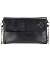 4999e27faefd Patricia Nash Heritage Ricadi Smooth Leather Chain Crossbody