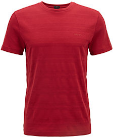BOSS Men's Slim-Fit Cotton T-Shirt