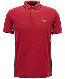 BOSS Men's Regular/Classic-Fit Polo
