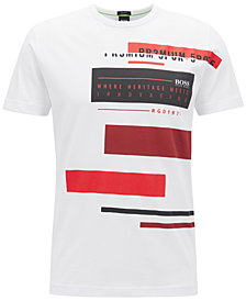 BOSS Men's Regular/Classic-Fit Graphic T-Shirt