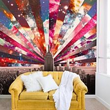 Bianca Green Superstar New York 8'x8' Wall Mural
