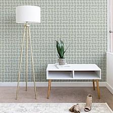 Iveta Abolina Pine Needle Checker II 2'x4' Wallpaper