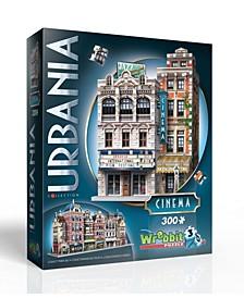 Wrebbit - Urbania Collection Cinema 300 Piece 3D Puzzle