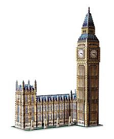 Wrebbit 3D - Big Ben 3D Puzzle