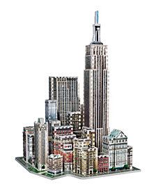 Wrebbit 3D - 2011 Midtown West New York 3D Puzzle
