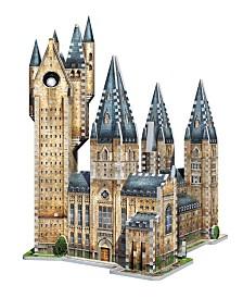 Wrebbit - 3D Puzzle Harry Potter Hogwarts Astronomy Tower, 875 Pieces