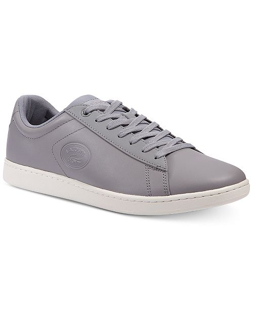d60c8c7c4954 Lacoste Men s Carnaby Evo 418 2 Sneakers   Reviews - All Men s Shoes ...