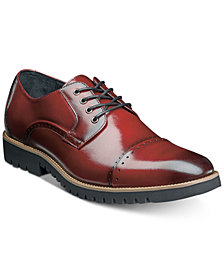 Stacy Adams Men's Barcliff Cap-Toe Oxfords