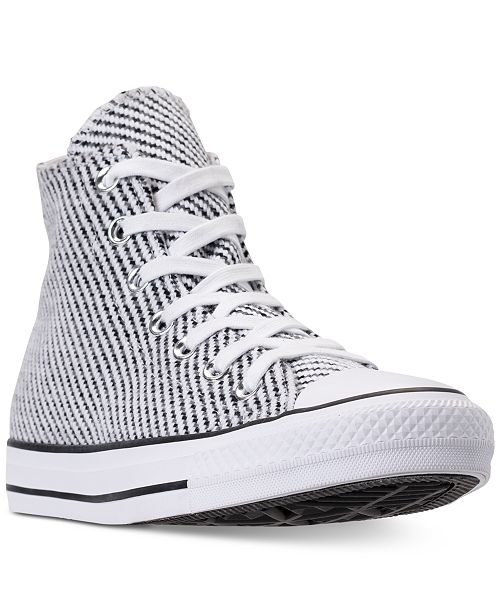 e1ac79a539c9ea ... Converse Women s Chuck Taylor All Star Wonderland High Top Casual  Sneakers from Finish ...