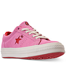 Converse Women's One Star Ox Hello Kitty Casual Sneakers from Finish Line