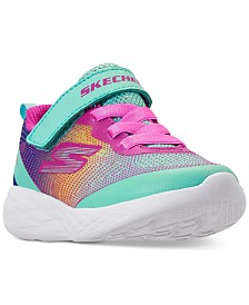 Skechers Toddler Girls' Skechers GOrun 600 Running Sneakers from Finish Line