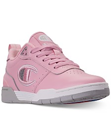 Champion Girls' Court Classic Athletic Sneakers from Finish Line