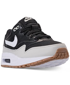 Nike Boys' Air Max 1 Running Sneakers from Finish Line