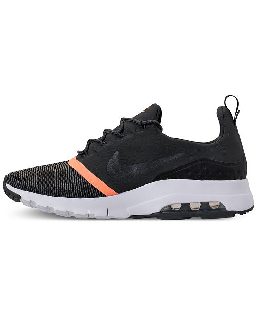 fca02e52fa2a ... Nike Women s Air Max Motion Racer 2 Running Sneakers from Finish ...