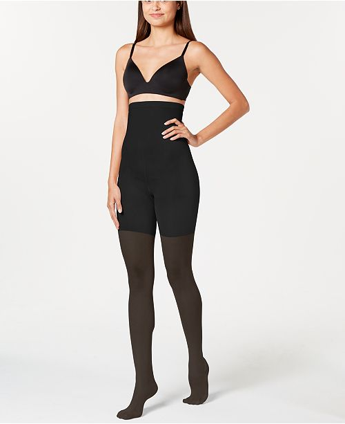 SPANX Firm Believer High-Waist Shaping Pantyhose Sheers 20217R