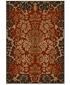 "KM Home Pesaro Royale 7'9"" x 11' Area Rug"
