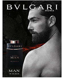 BVLGARI Man in Black Fragrance Collection