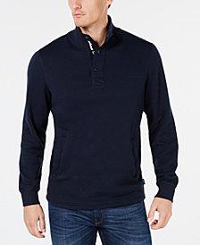 Barbour Men's Albacore Quarter Snap Sweatshirt
