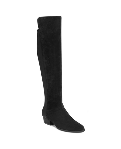 Aerosoles Cross Country Over The Knee Boots