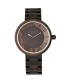 Earth Wood Branch Wood Bracelet Watch Brown 45Mm