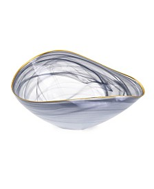 Imax Romero Glass Bowl