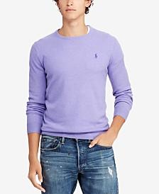 Polo Ralph Lauren Men's Cashmere Crew Neck Sweater