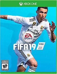 Xbox 1 Fifa 19
