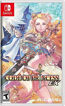 Nintendo Switch Code Of Princess Ex