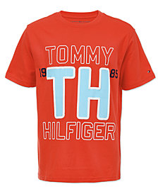 Tommy Hilfiger Big Boys Mario Graphic T-Shirt
