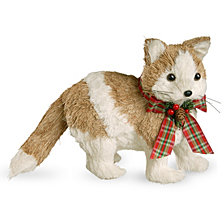 "National Tree 8"" Holiday Kitty"