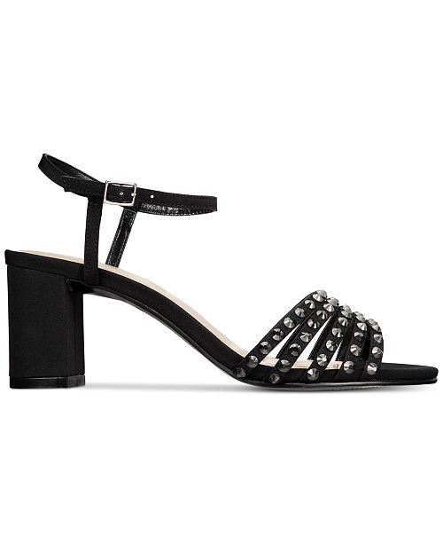 e07fc778d6dd Caparros Plaza Embellished Evening Sandals   Reviews - Sandals ...