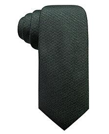 Alfani Men's Circle Dot Slim Silk Tie, Created for Macy's