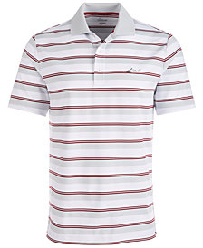 Attack Life by Greg Norman Men's Dayton Comfort Stripe Polo