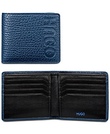 Hugo Boss Men's Victorian Leather Wallet