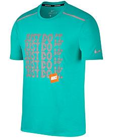 Nike Men's Breathe Graphic Running Top