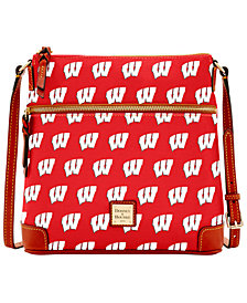 Dooney & Bourke Wisconsin Badgers Dooney & Bourke Crossbody Purse