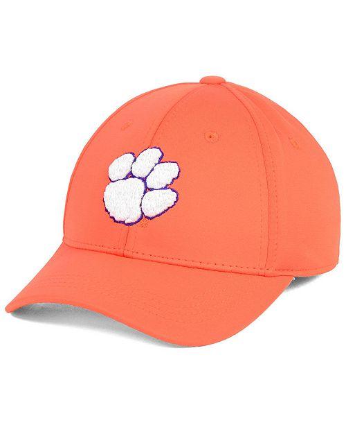 sale retailer 75c38 7228b Top of the World Boys  Clemson Tigers Phenom Flex Cap - Sports Fan ...