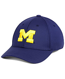 Top of the World Boys' Michigan Wolverines Phenom Flex Cap