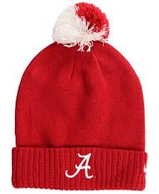 Nike Alabama Crimson Tide Beanie Sideline Pom Hat