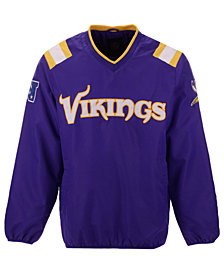 G-III Sports Men's Minnesota Vikings Countback Pullover Jacket