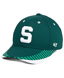 '47 Brand Michigan State Spartans Temper Contender Flex Cap