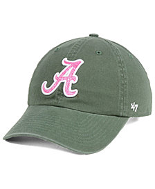 '47 Brand Women's Alabama Crimson Tide Glitta CLEAN UP Cap