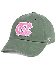 size 40 29c18 2236b  47 Brand Women s North Carolina Tar Heels Glitta CLEAN UP Cap.