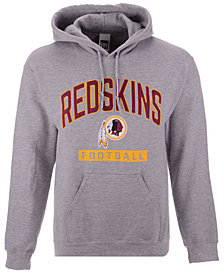 Authentic NFL Apparel Men's Washington Redskins Gym Class Hoodie