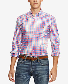 Polo Ralph Lauren Men's Slim Fit Stretch Oxford Shirt