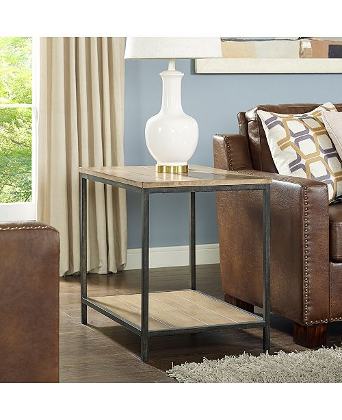 Crosley Brooke End Table