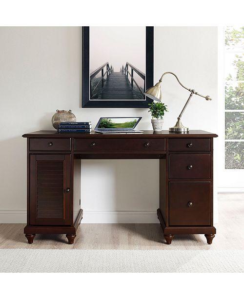Crosley Palmetto Computer Desk
