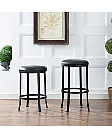 Windsor Counter Stool With Cushion